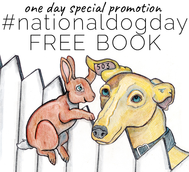 Get a Free Book for National Dog Day!